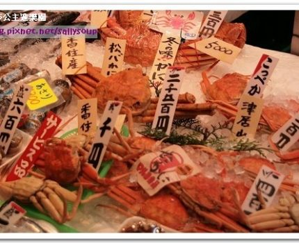 [2007 楓京都] 錦市場.意猶未盡的好滋味