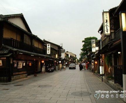 [艷夏京都] 祇園.花見小路散策