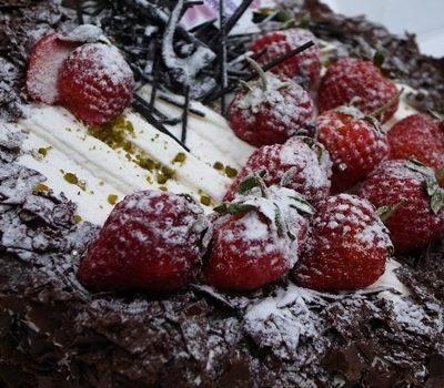 [2010光陰地圖] 0312.巧克力蛋糕 & 換個方式玩光陰