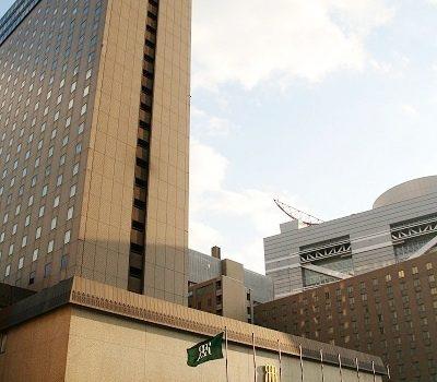[水都大阪] 住在中之島.大阪麗嘉皇家酒店 Rihga Royal Hotel Osaka