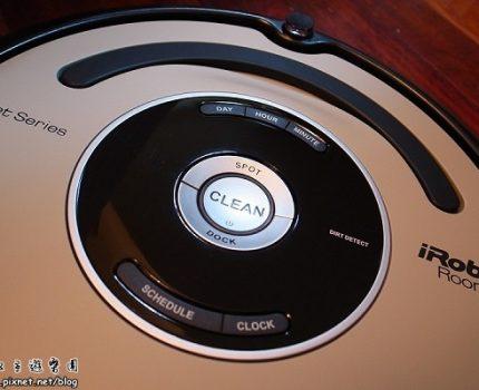 [敗家] 我家也有瑪莉亞.iRobot Roomba 563 掃地機器人