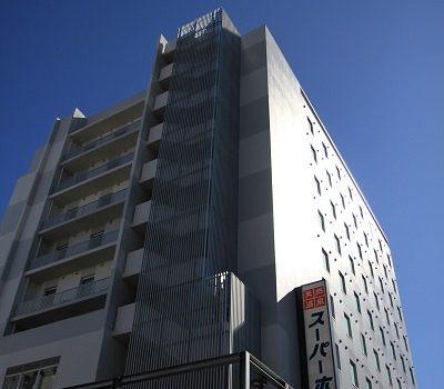 [旅行.花見京阪奈] 京都住宿.Super Hotel 四条河原町