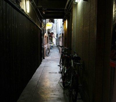 [旅行.花見京阪奈] 京都.散步先斗町