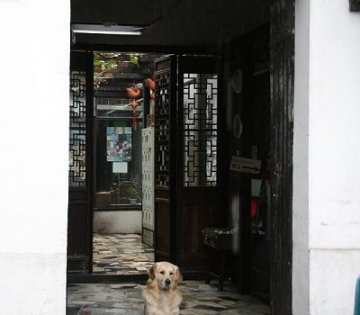 旅行蘇州.巷弄裡的老宅.浮生四季青年旅舍