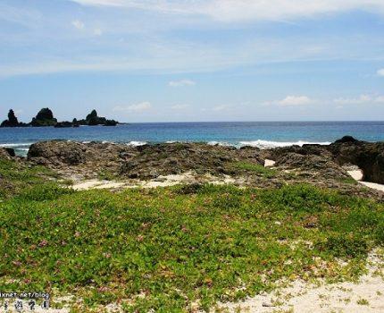 [旅行地圖] 蘭嶼秘境.貝殼沙灘