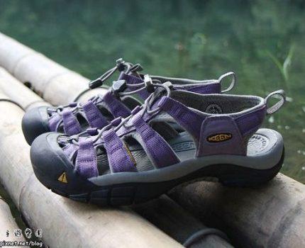 KEEN.NEWPORT H2 水陸兩用護趾休閒涼鞋
