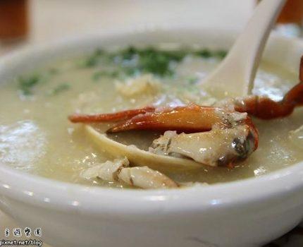 [旅行.澳門閃亮亮] 誠昌飯店.鮮甜美味水蟹粥