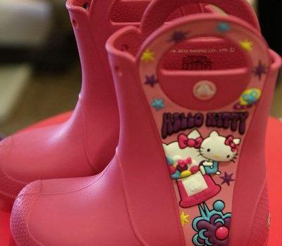 2012 Crocs 卡駱馳秋冬新品見面會 + 夢想中的第一雙雨靴