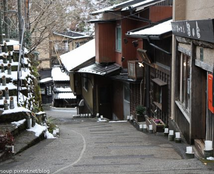 [身心放鬆九州之旅] 熊本。黑川溫泉 — 童話般的秘境