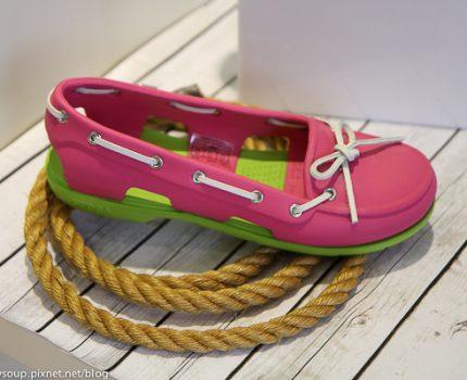 2013 Crocs 卡駱馳春夏新品見面會。奔跑吧!水手!