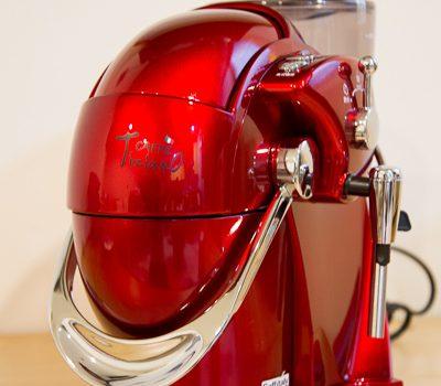 [試用] Caffe Tiziano義式膠囊咖啡機。我家就是咖啡館