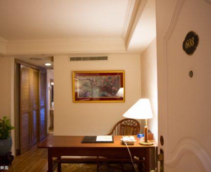 [台北住宿] 歐華酒店。在台北的小歐洲。舒適的商務客房