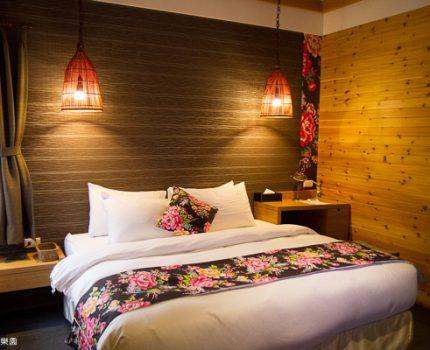 [宜蘭小旅行] 礁溪。波卡拉渡假會館。日式精緻雙人小木屋