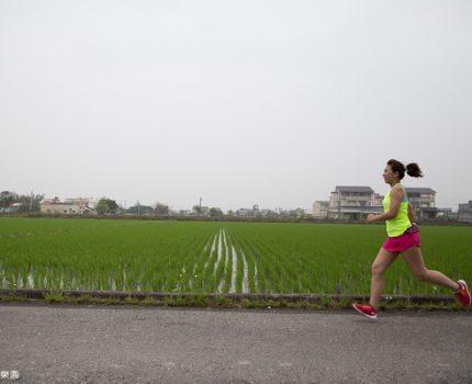 [2014 Nike女生路跑] 半馬訓練筆記。快走輕鬆跑