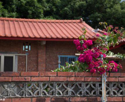 [苗栗。貓裏老時味] 三灣。銅鏡社區的紅磚巷弄小旅行