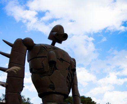 [富士五湖+東京] 東京。三鷹之森吉卜力美術館。宮崎駿的卡通之旅
