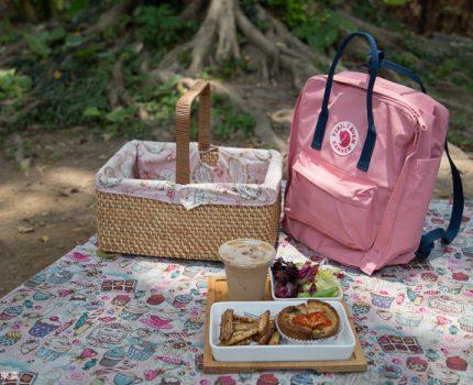 來去陽明山野餐。亞尼克夢想村