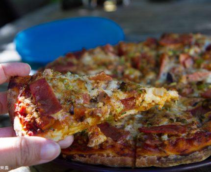 [屏東。滿洲] 沒預約吃不到的私房手工披薩。Rock Garden Pizza