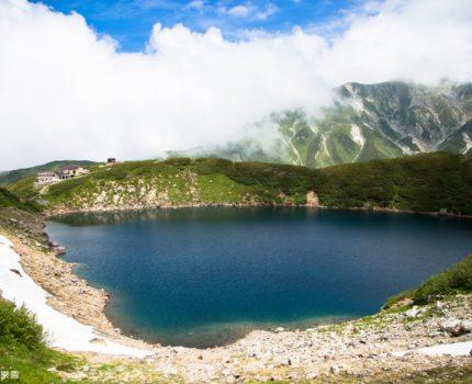 [富山夏日輕旅行] 立山的夏天也好迷人