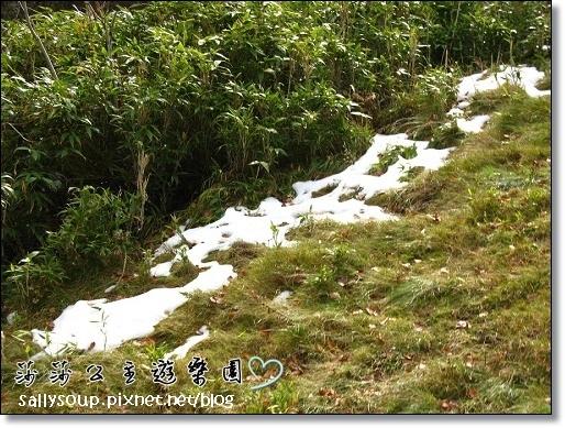 051 沿途有積雪