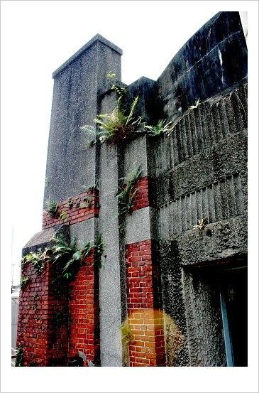 b6.紅樓-與現今總統府用的是同一批磚塊