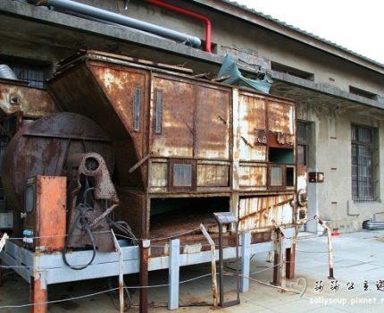 日式風味大穀倉。福興榖倉