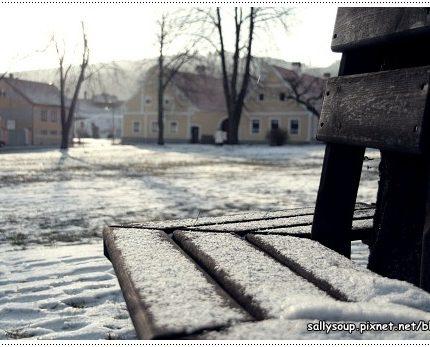 捷克.雪白色的世界遺產.Holasovice