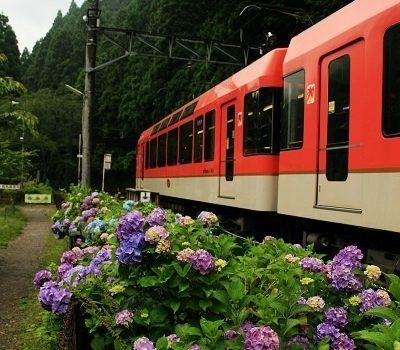 [旅行地圖] 搭車本身也是一種樂趣.叡山電車