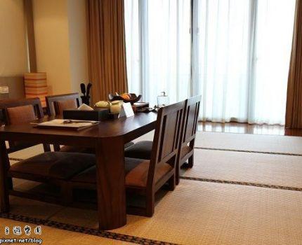 日月潭.雲品酒店.山景和式房
