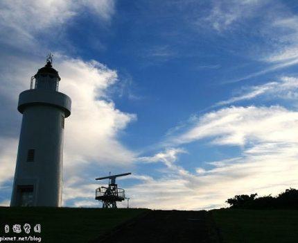 [蘭嶼.藍色島嶼] 蘭嶼燈塔,其實看不到夕陽