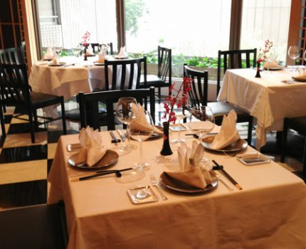 西華飯店。怡園