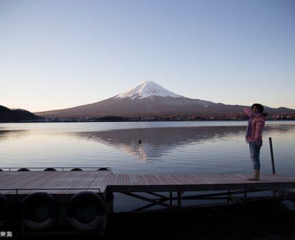 富士五湖+東京。2014生日旅行。富士山看到飽的九天行程