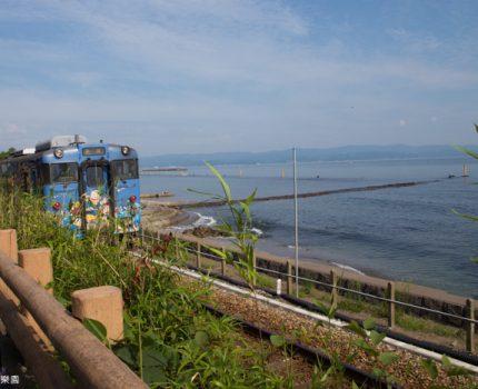 [富山夏日輕旅行] 2016富山灣岸自行車節。世界最美麗海灣 (上)